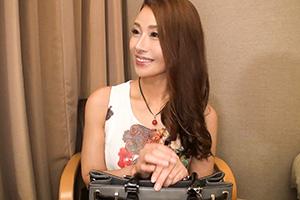 【ナンパTV】旦那が海外赴任中に浮気する爆乳美魔女奥様(46)とのSEX動画