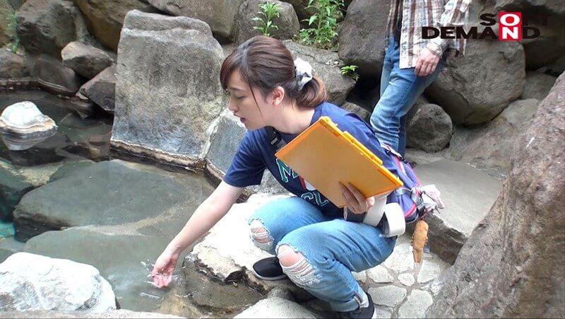 小池さら SOD女子社員 技術部 入社1年目 カメラアシスタント