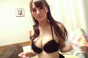 【個人撮影】抜群のプロポーション!素人カップのハメ撮り映像