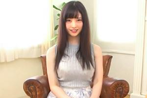 沙月とわ 乃木坂にいそうな20歳のGカップ美少女がAVでデビュー!