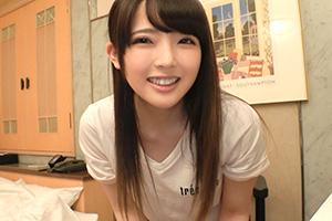 【シロウトTV】由愛可奈似でカワイイ超美巨乳美少女とのSEX動画