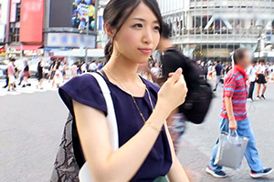 【ナンパTV】渋谷でナンパしたお淑やかで控えめな美人雑誌編集者(27)とのSEX動画