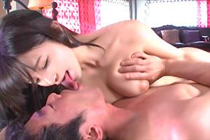 高橋しょう子 元グラドルが魅せる唾液交換の濃厚セックス