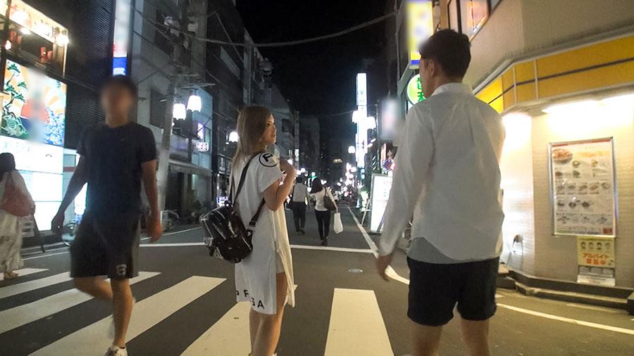 【ナンパTV】「刺激が欲しい!」大塚駅でナンパした彼氏持ちギャルとのSEX動画