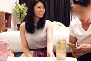 【ナンパTV】関西弁が可愛い縛られ好きな美人OL(21)をお持ち帰りしたSEX動画