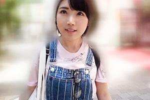 【ナンパTV】高◯生かも。。幼い純真無垢な10代の童顔女子大生とのSEX動画