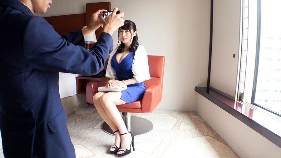 【ナンパTV】「ダメダメ。ホントダメ。」結婚式帰りの超爆乳美女とのSEX動画