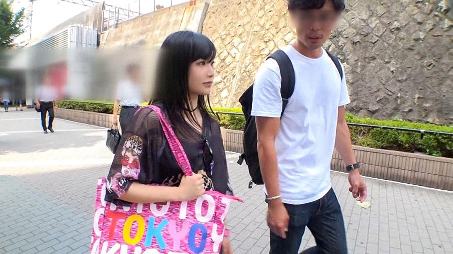 【ナンパTV】五反田駅周辺でナンパした彼氏持ち巨乳女子大生とのSEX動画