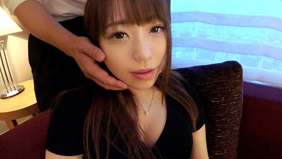 【ラグジュTV】「舐めていい??」巨根男優にメロメロな奉仕美女(24)とのSEX動画