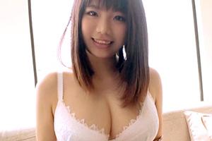 【募集ちゃん】暴れん坊な爆乳Hカップおっぱい美女(職業:システムエンジニア)とのSEX動画