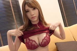 【シロウトTV】谷間が自慢のアイドルオタク美人キャバ嬢(りん、21歳)とのSEX動画