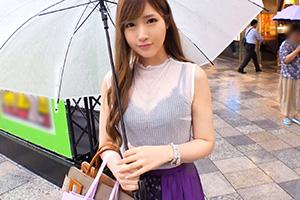 【ナンパTV】台風13号直撃の時にナンパした超美人ラウンジ店員(22)とのSEX動画