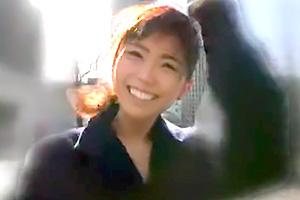 【素人】埼玉でナンパしたウブエロ女子大生とエッチ!