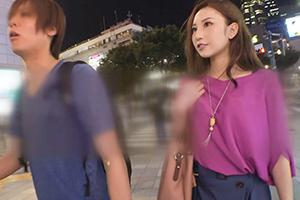 【ナンパTV】新宿でナンパしたノリが良い激カワパイパン美人OL(23)とのSEX動画