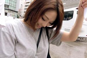 【募集ちゃん】1年ぶりのおチンポに絶頂イキまくりの爆乳美人店員(24)とのSEX動画