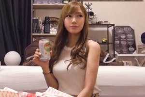 【ナンパTV】飲みに行ったラウンジの美人白ギャル(22)をお持ち帰りしたSEX動画