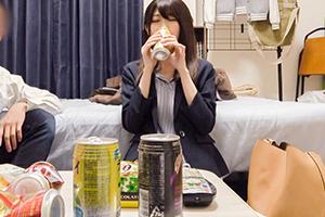 【ナンパTV】SMに興味津々なドM美女(20)をお持ち帰りして盗撮したSEX動画