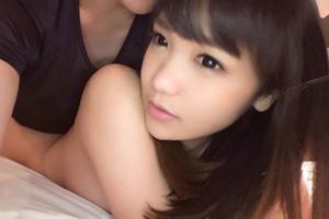 【消し忘れたハメ撮り動画】超ミニスカートの激カワ女子大生(21)との流出ハメ撮りSEX動画