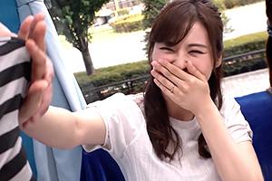 【マジックミラー号】パパより大きいおちんちんに新人ママさん大興奮!