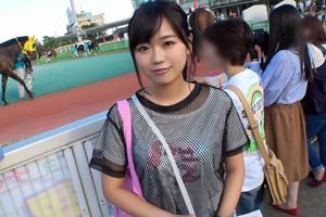 【ナンパTV】某競馬場でナンパしてお持ち帰りした爆乳ウマ女とのSEX動画