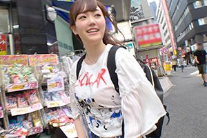 【ナンパTV】代々木駅のホームで見つけたピチピチ19歳の素人美少女とのSEX動画