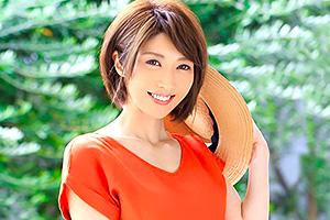 和泉藍 ハイレグが似合う最高の美脚!元レースクイーンの人妻がAVデビュー!
