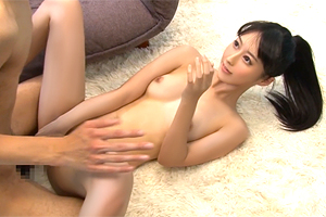 【マジックミラー号】優しく挿れ方を教える水着美女のハニカミ筆下ろし生SEX!
