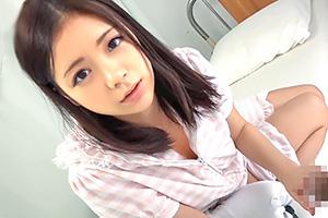 鶴田かな 性欲を持て余した巨乳患者とこっそりセックス!