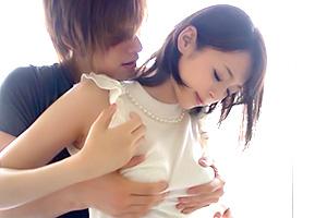 【S-Cute 司ミコト】モデル級にスタイルが良い長身美女をモミモミ
