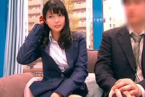 【マジックミラー号】密かに想いを寄せる女上司と相互オナニー