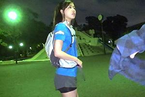 【ナンパTV】赤羽駅周辺でナンパしたジョギング女子とのSEX動画