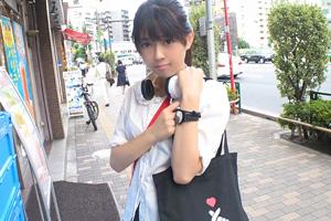 【ナンパTV】「ダメダメダメ。。」拒否まくる地下アイドル美少女(20)を落としたSEX動画