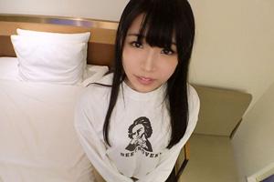 【ナンパTV】男優の巨根キャンディーに昇天する美人女子大生とのSEX動画