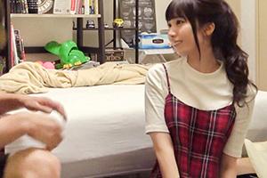 【ナンパTV】行きつけケーキ屋の美人店員(21)をお持ち帰りしたSEX動画