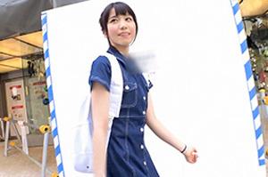 【ナンパTV】取材と称してホテルでハメたアニメ声のパイパン美少女とのSEX動画