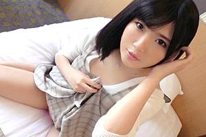 【シロウトTV】フェラ顔の上目使いが可愛い純真無垢な素人娘とのSEX動画