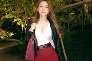 【募集ちゃん】エロ親父の視線大歓迎な元イベントコンパニオンの超絶美人(24)とのSEX動画