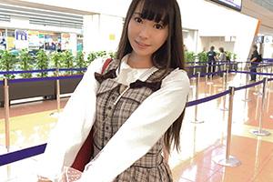 【ナンパTV】福岡空港でナンパした清楚系パイパン女子大生(20)とのSEX動画