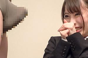 【ナンパTV】巨根に恥じらうのが可愛い美人就活女子大生(21)とのSEX動画