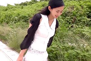 【熟女】北川美緒 清楚系人妻と不倫旅行。バックで責め立てる…