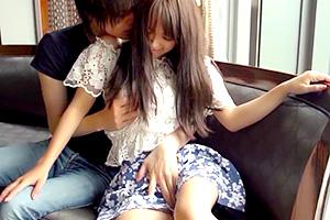 【S-Cute あやね遥菜】照れまくる仕草が可愛い女の子