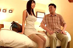 水川かずは SEXが好きすぎる九州在住の巨乳妻が旦那に内緒でAVデビュー!