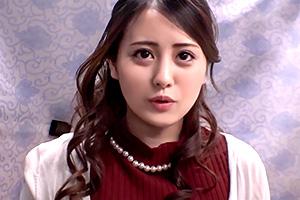 【素人】困り顔も素敵だ…w 約束破って美形奥様に生チン挿入!