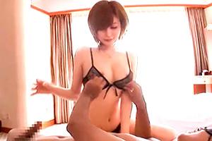 里美ゆりあ スタイル抜群のセクシー美女とホテルで濃厚SEX