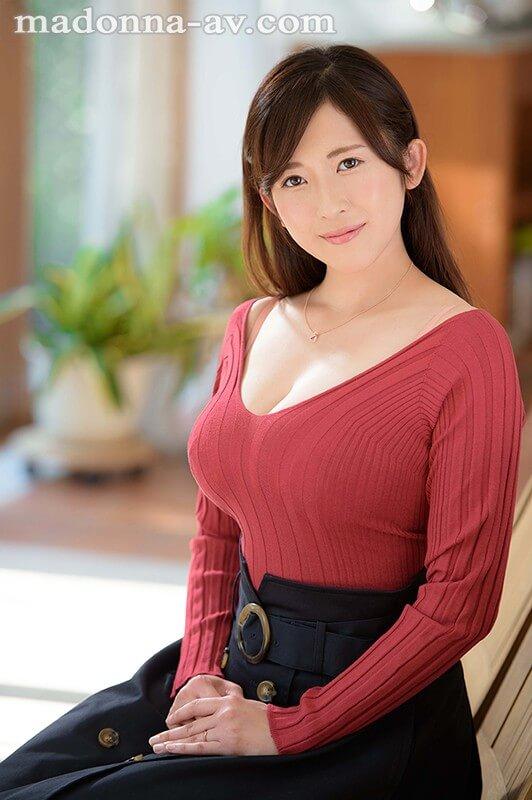 新人 菅野真穂 35歳 AVDebut