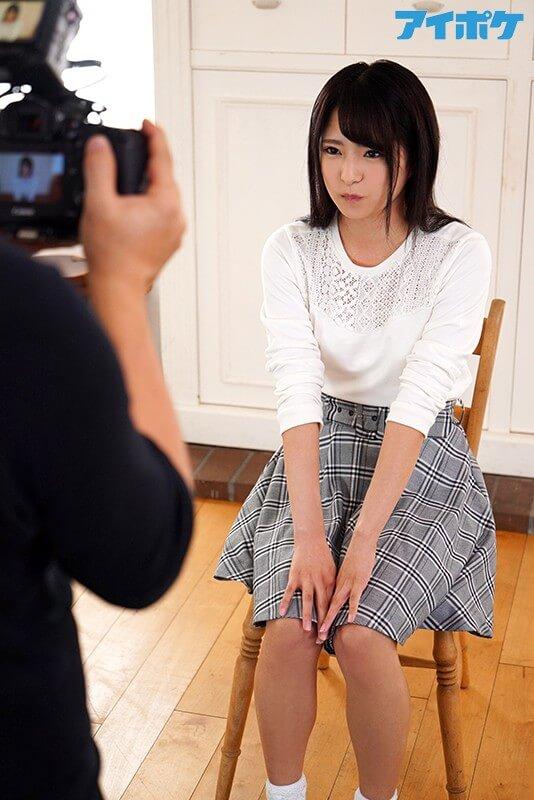 他校でも噂になった埼玉県K市にある学校一の美少女 渚みつきAVデビュー