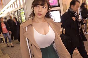 【新宿ナンパ】泥酔させた服がはち切れそうな超爆乳美少女とのSEX動画