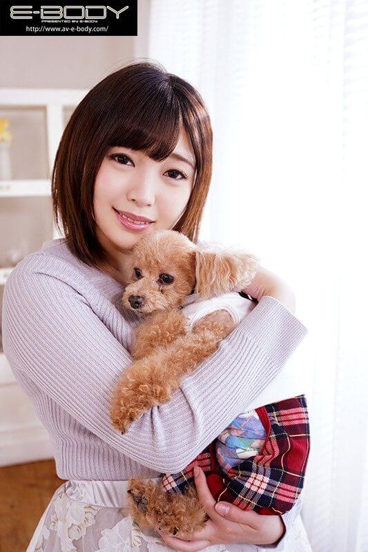 双葉りか 飼育員りかちゃんの発情期AVデビュー