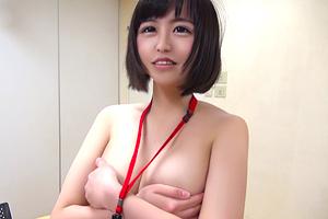 業務中の可愛いSOD女子社員にセックスを賭けた野球拳勝負を申し込む!