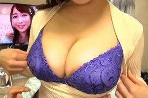白石茉莉奈 「おっぱい好きにして良いよ。」巨乳人妻のデリバリーセックス!